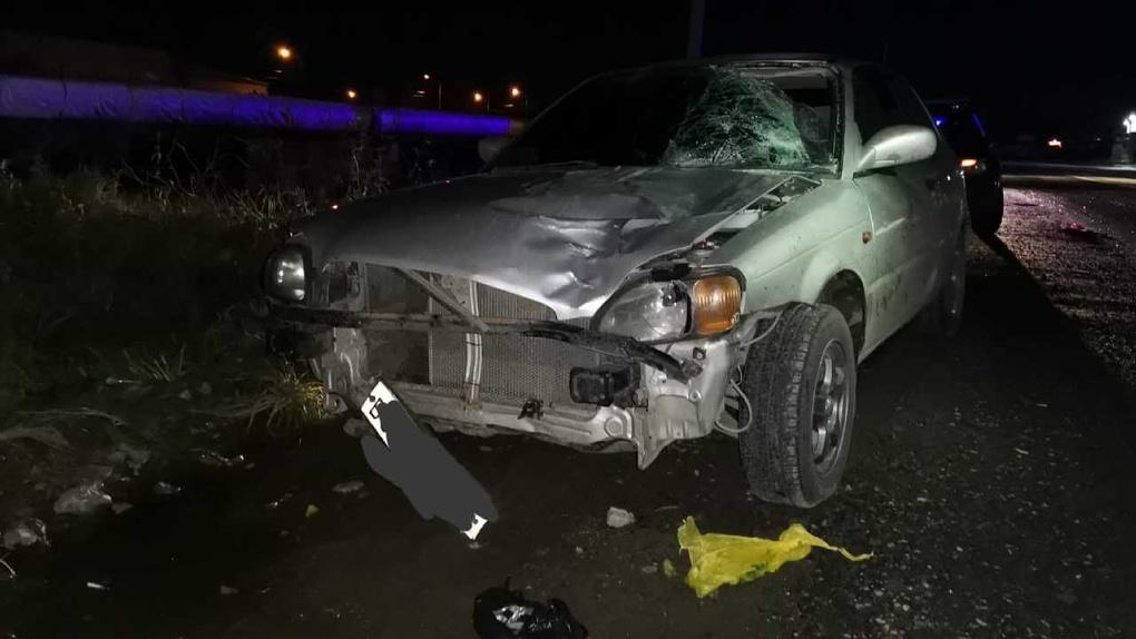 Новосибирец погиб под колёсами Suzuki Cultus в Калининском районе
