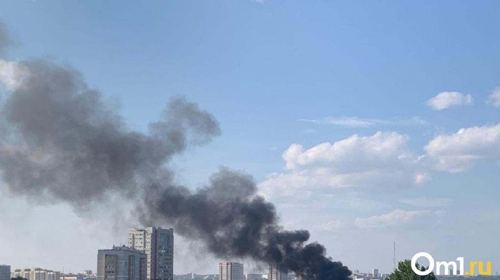 Ущерб людям оценивали частично. С «Омсктехуглерода» грозят взыскать миллиард рублей за выбросы