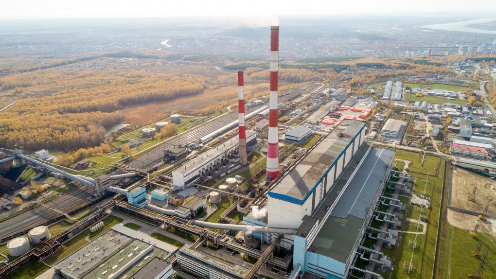 ТЭЦ Новосибирска сократили выбросы в атмосферу на 23,7 тысяч тонн