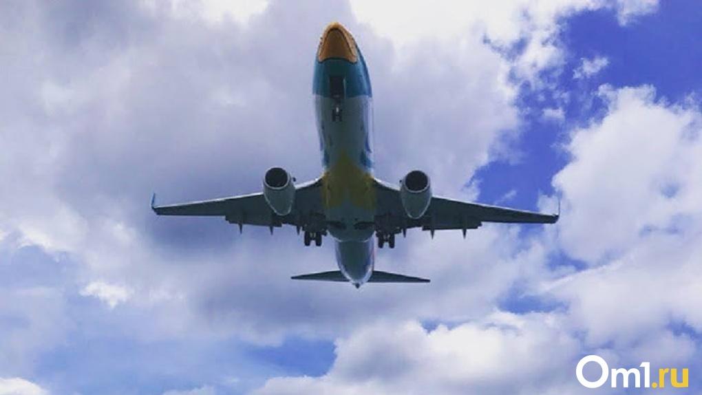 Стало известно, почему летевший в Омск самолёт с футболистами сел в Екатеринбурге