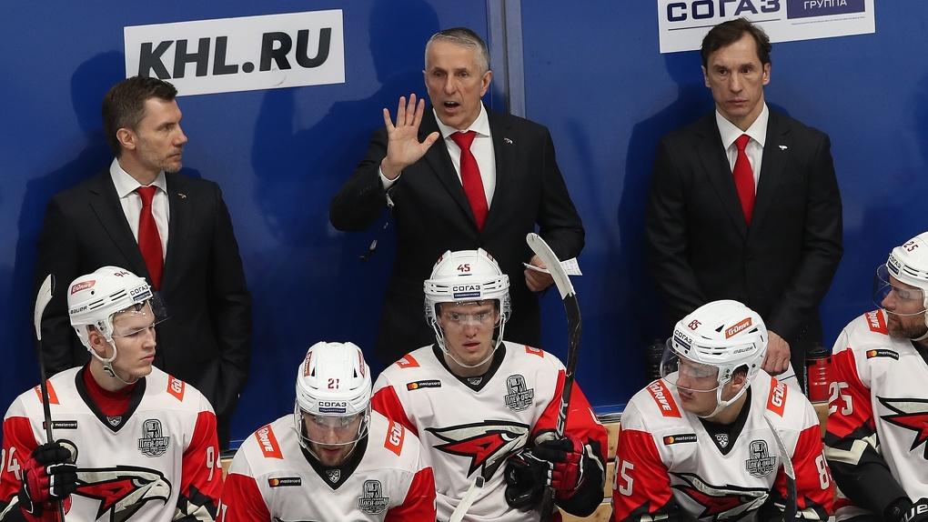 Вице-чемпион КХЛ «Авангард» выбыл из плей-офф в первом круге. Кто виноват?