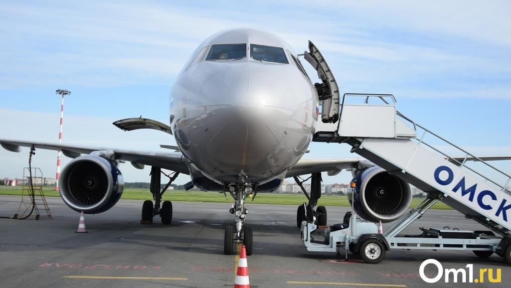 Пассажир, из-за которого посадили рейс Красноярск — Москва, умер
