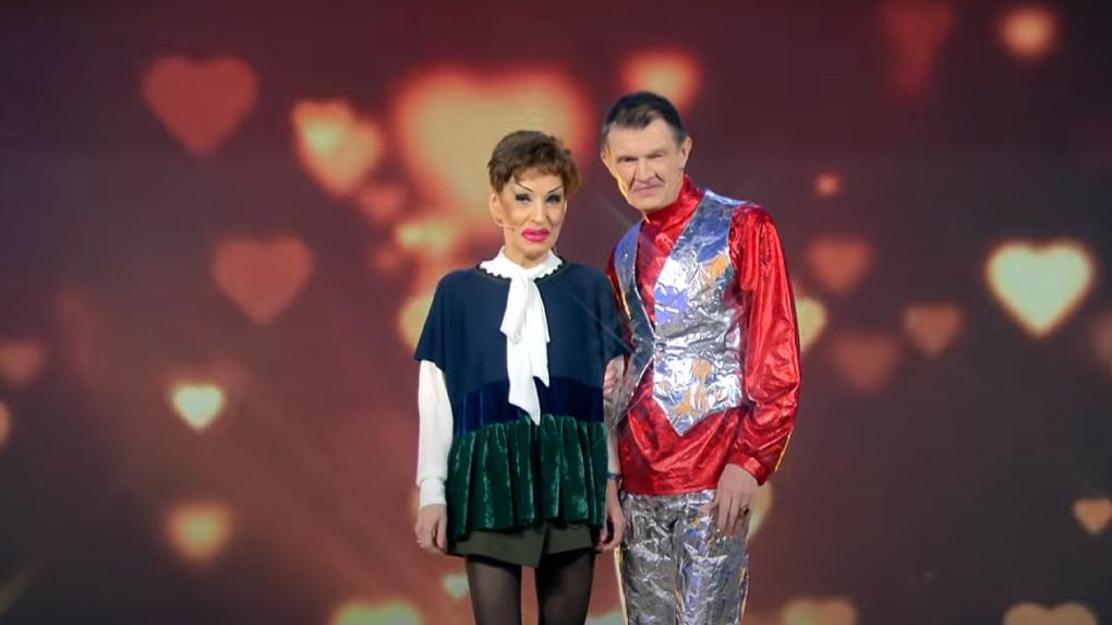 Новосибирский пенсионер с третьего раза нашёл свою любовь на шоу «Давай поженимся!»: показываем видео