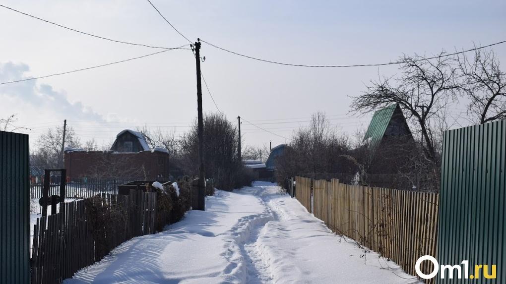 Пропавшая почти месяц назад жительница Омской области найдена