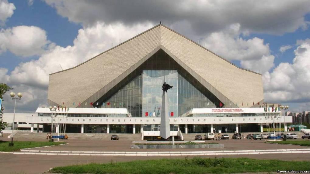 В Омске СКК имени Блинова из-за долгов оставили без электричества