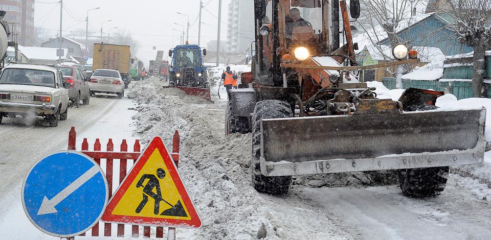 В Омске более 600 мест возможного подтопления
