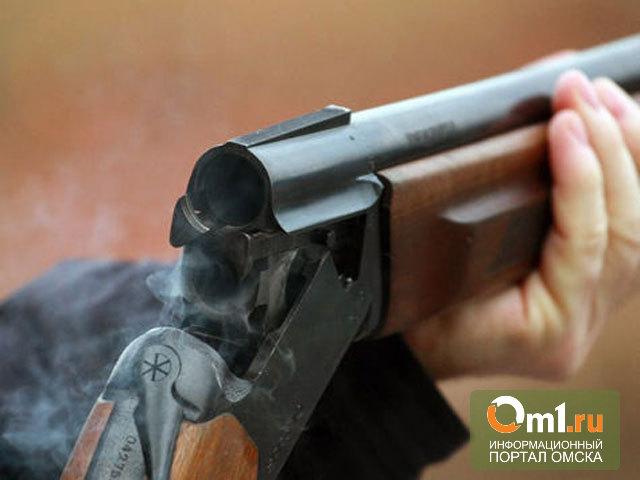 В Омской области мужчина выстрелил в соседа из ружья