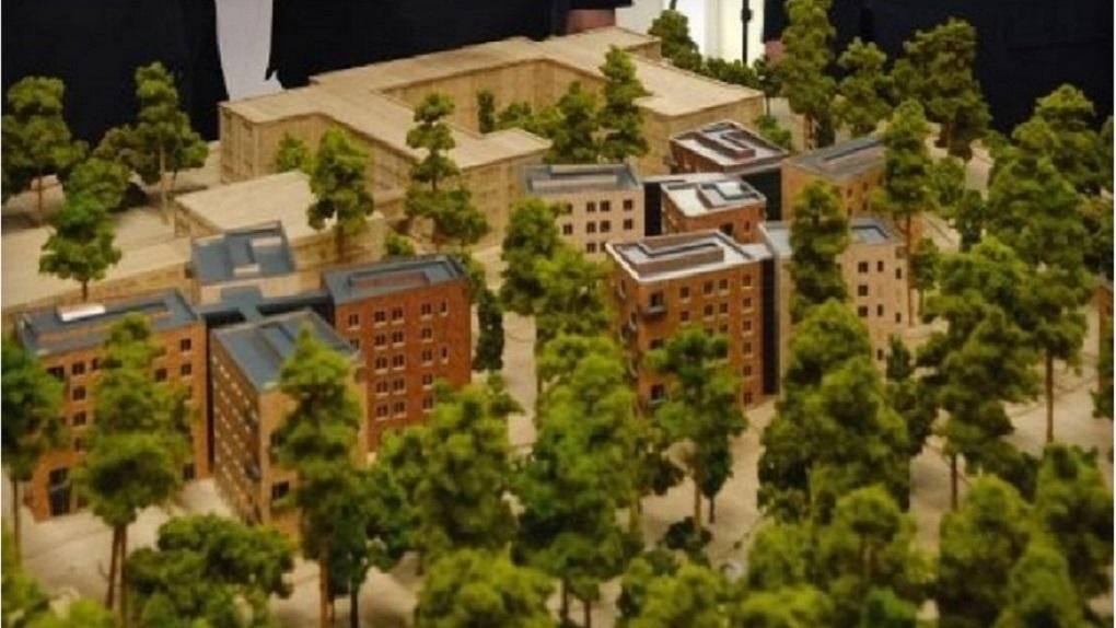 Дату сдачи нового кампуса НГУ назвали в Новосибирске