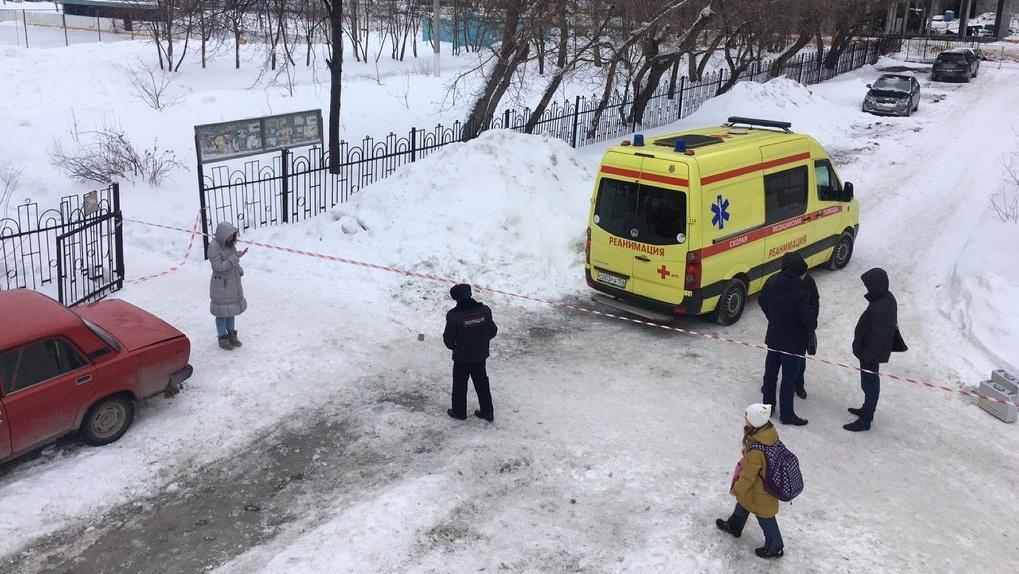 «Пуля в затылке»: в Новосибирске на территории школы расстреляли председателя ЖСК
