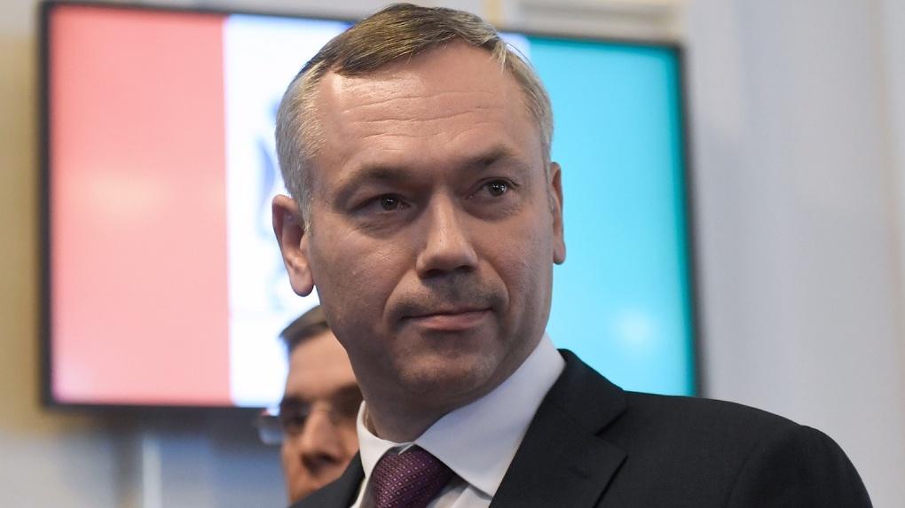 Глава Новосибирской области Андрей Травников вошел в число лидеров национального рейтинга губернаторов