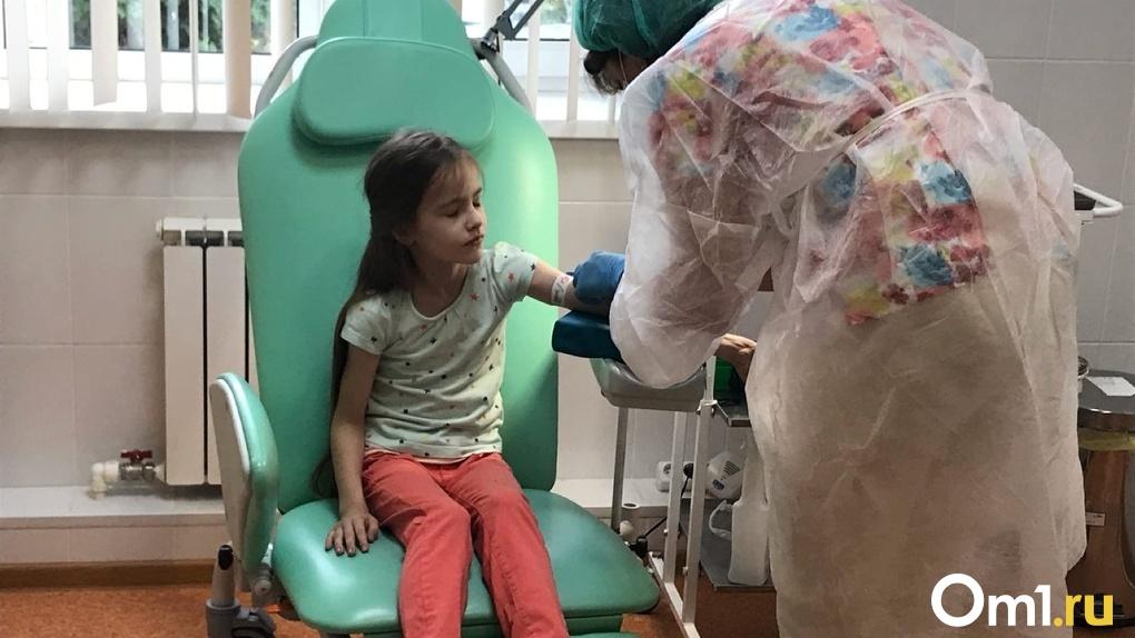 В Омске на лекарства тяжелобольным детям выделили 80 млн рублей