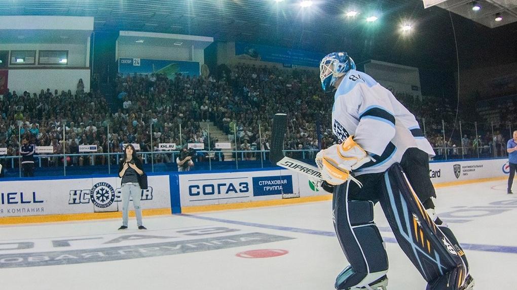 Названа дата первого матча в новосибирском ЛДС