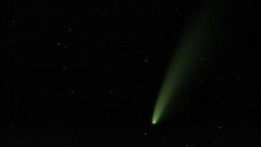 Самая яркая за последние семь лет комета пролетит над Новосибирском