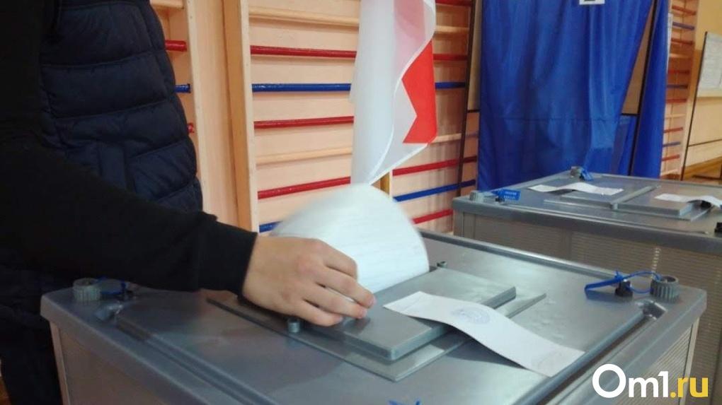 Омские СМИ не впустят на финальную сверку бюллетеней во время голосования по поправкам в Конституцию