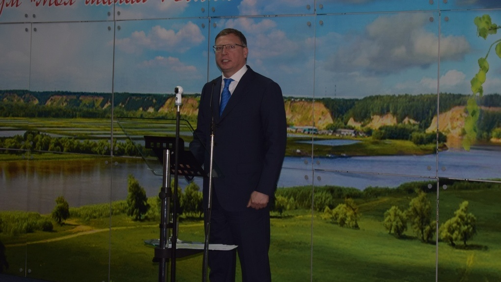 Бурков создаст в Омске Стратегический совет при губернаторе