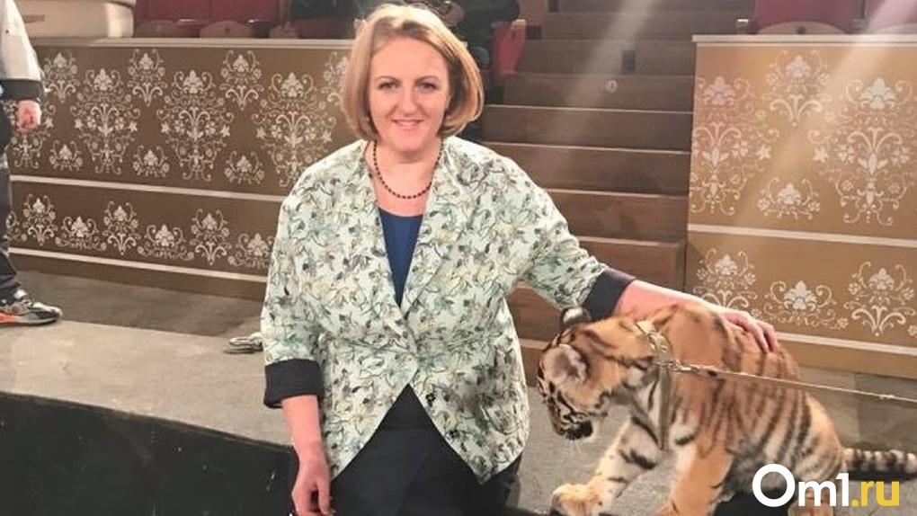 Елена Агафонова покидает пост директора омского цирка