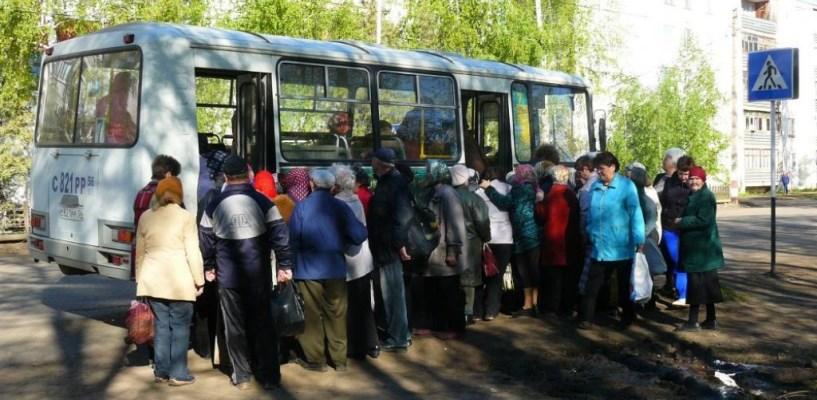 В Омске восстановили движение последнего садового маршрута