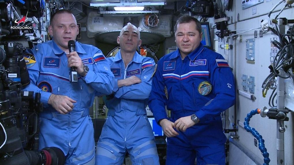 Срочно! Сибиряка отправили в космос