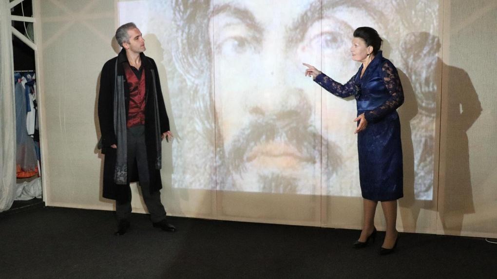 Рисовал слишком красивых мужчин и образы святых - с куртизанок: в Омске поставили спектакль о Караваджо