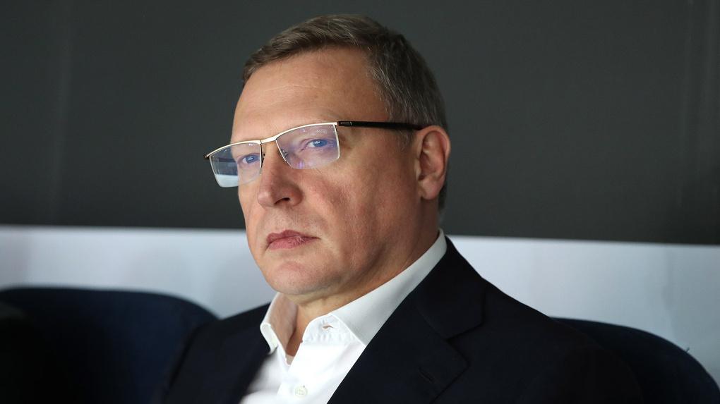 Губернатора Омской области избрали впрезидиум центрального совета «Справедливой России»