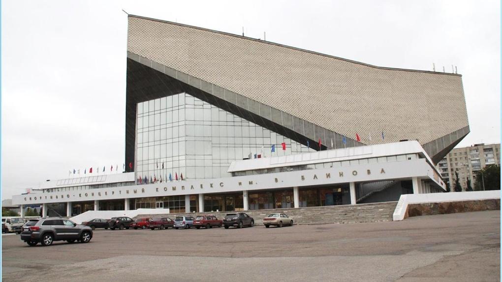 Петербургская компания на несколько часов полностью обесточила СКК имени Блинова в Омске