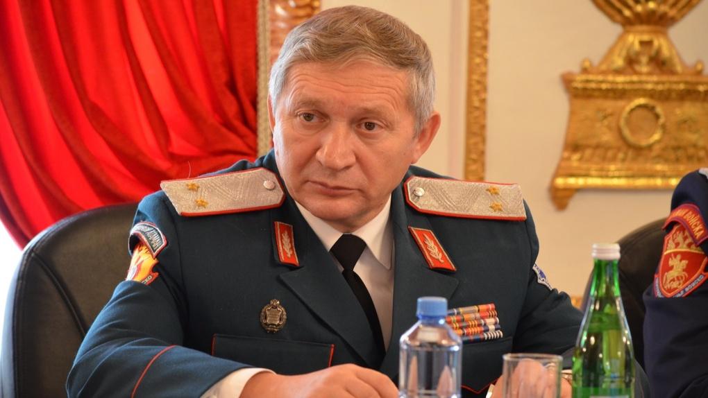 Путин назначил омского чиновника главным атаманом Сибири