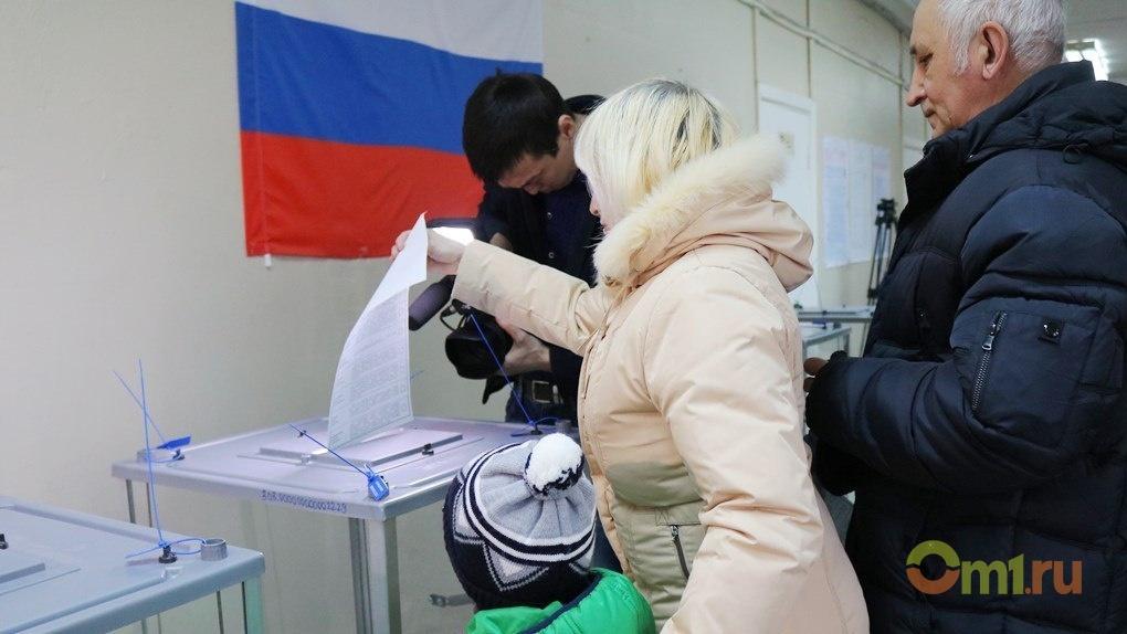 В Крутинском районе явка на выборы составила больше 80%