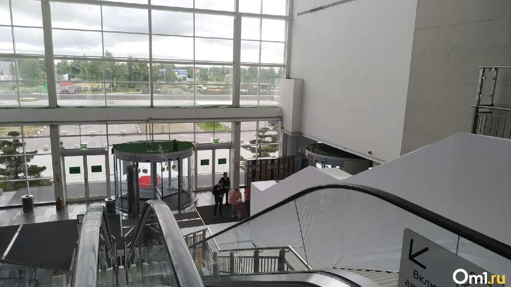 В Омске разрешили работу торговых центров по выходным. Названа дата