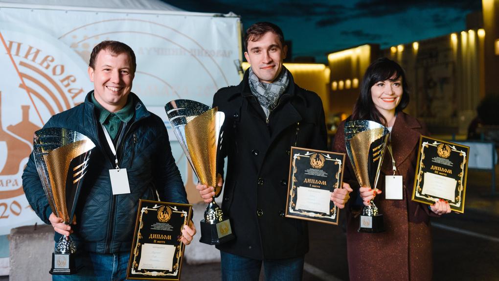 Жительница Новосибирска вошла в тройку лучших пивоваров России