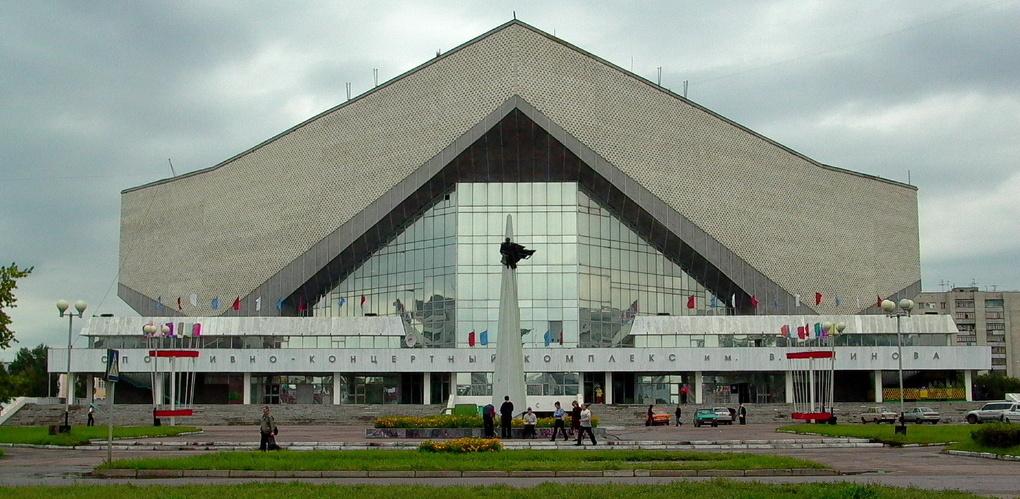 Приглашаем на массовые катания в СКК имени Виктора Блинова