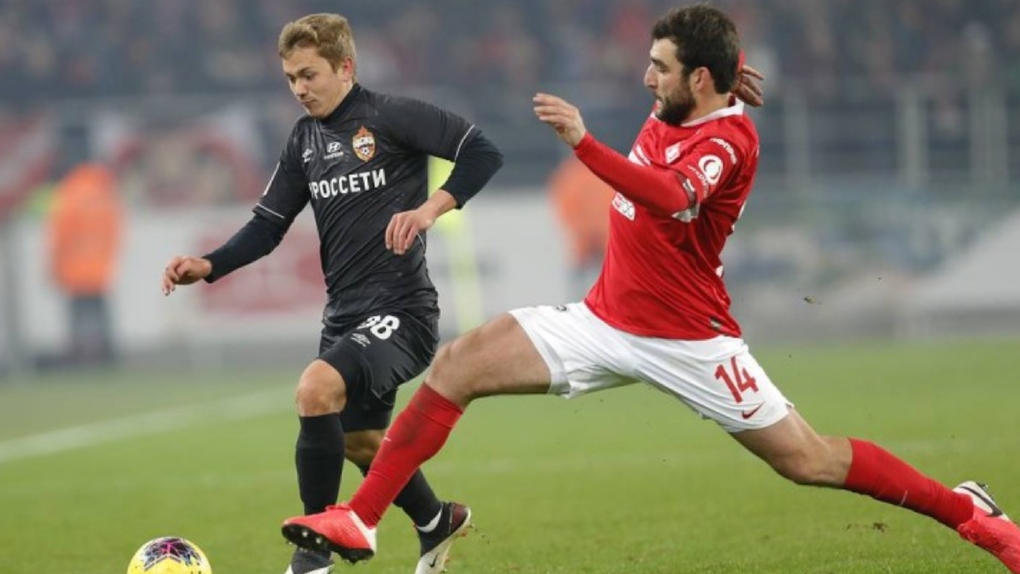 Новосибирец стал ассистентом главного арбитра футбольного матча ЦСКА – «СПАРТАК»