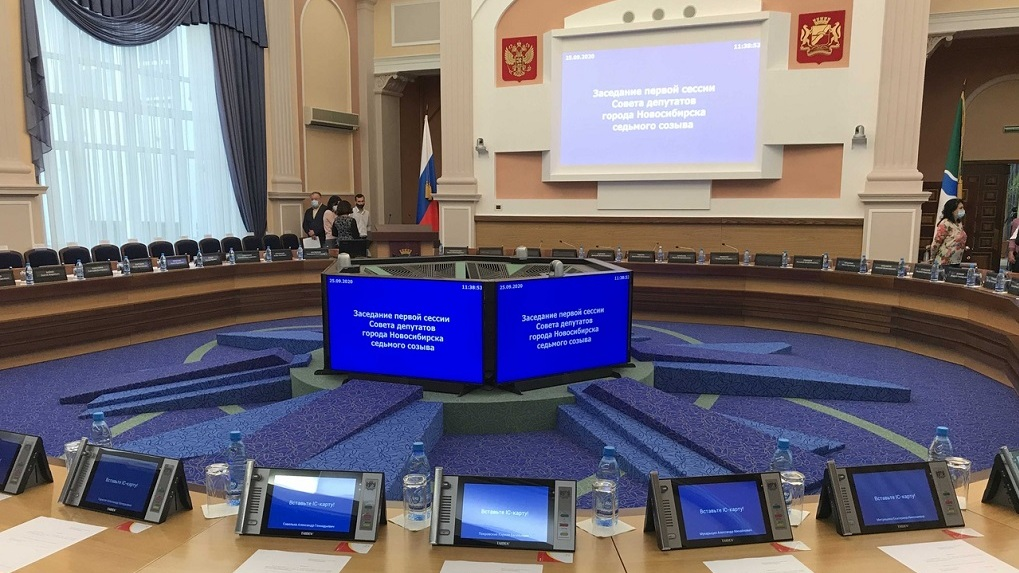 В Новосибирске обжаловали вердикт по делу о лишении мандата вице-спикера горсовета