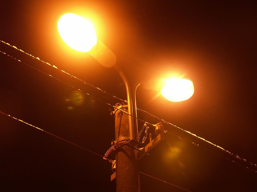 В Омске планируют построить две новые линии освещения