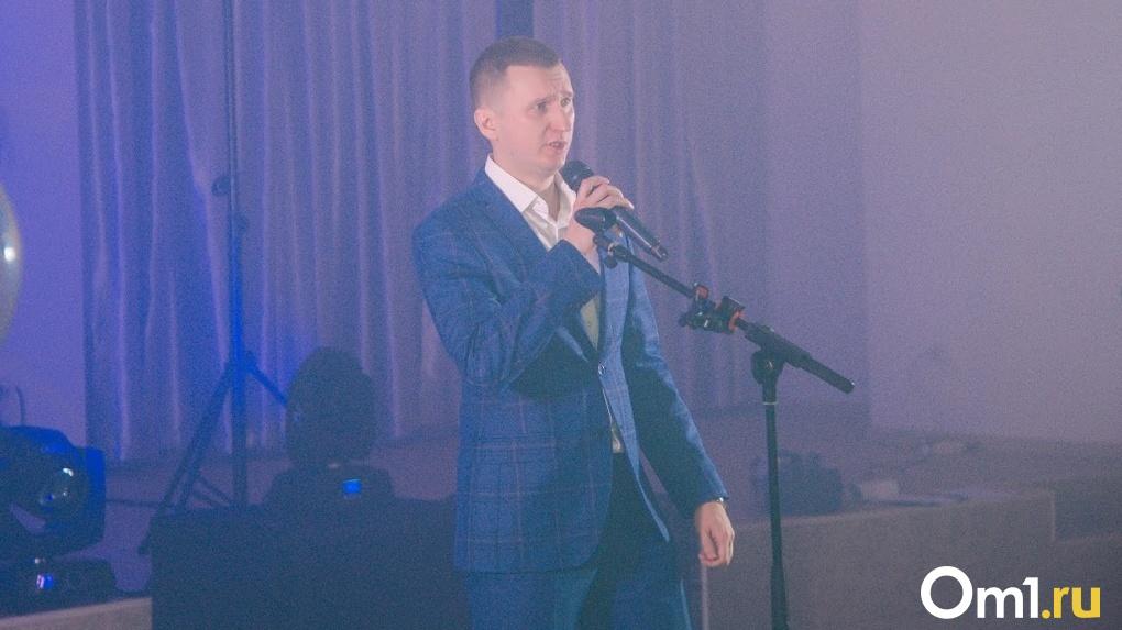 Учредитель СМК Холдинг Максим Концедалов вошёл в состав омского Совета по инвестиционной деятельности