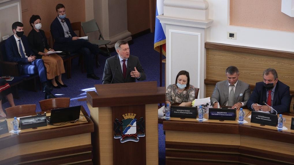 Мэр Новосибирска заявил о переломе в подходах к развитию города