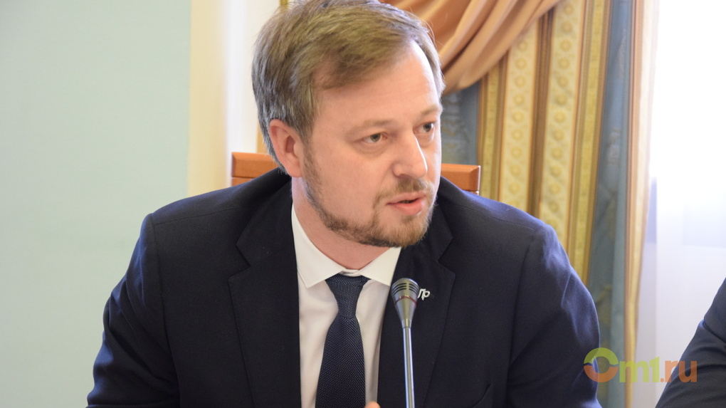 Вице-мэр Омска Денежкин за год не заработал ни копейки