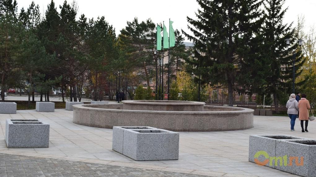 Омские скверы и бульвары благоустроят на 400 миллионов рублей