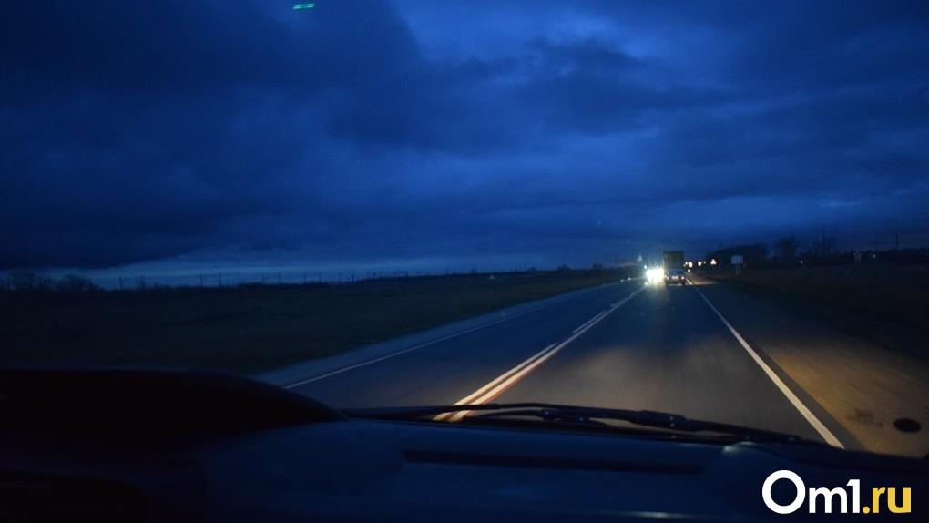 Вдоль Красноярского тракта установят 572 светильника