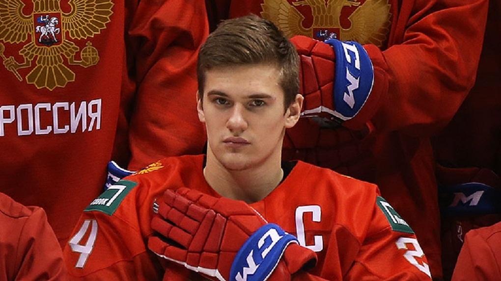 В «Авангард» приедет молодой игрок из НХЛ и призёр чемпионата мира