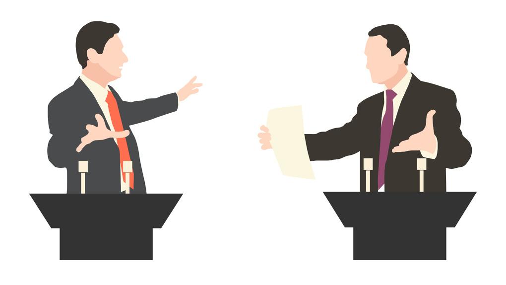 LIVE: Кандидаты на пост губернатора Омской области начали свои первые дебаты – ВИДЕО