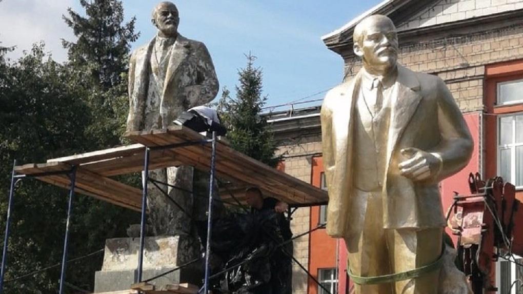 «Бесценен, как заветы Ильича»: новый памятник Ленину за 350 тысяч рублей поставят в Новосибирске