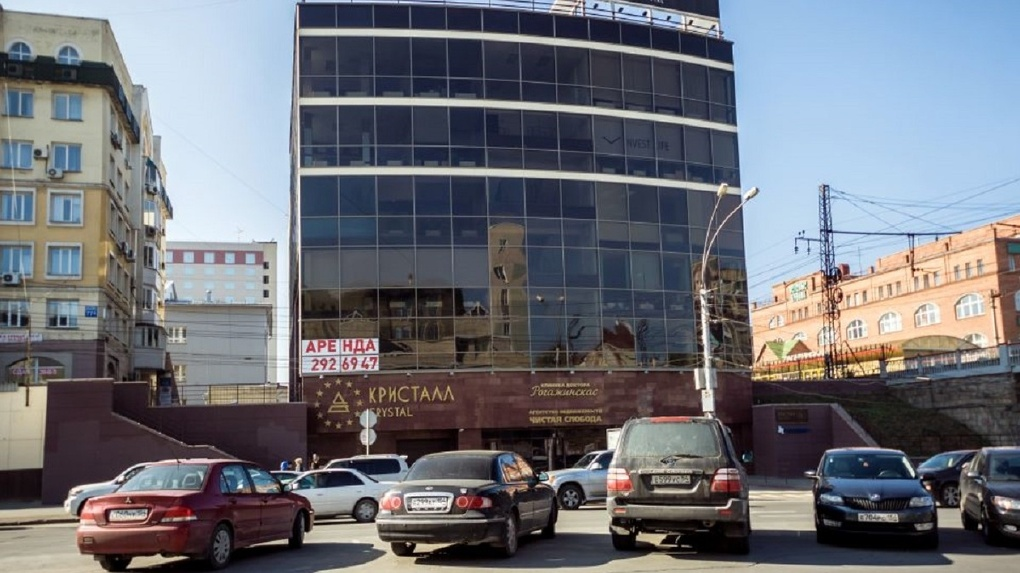 Бизнес-центр за 750 млн рублей продают в Новосибирске