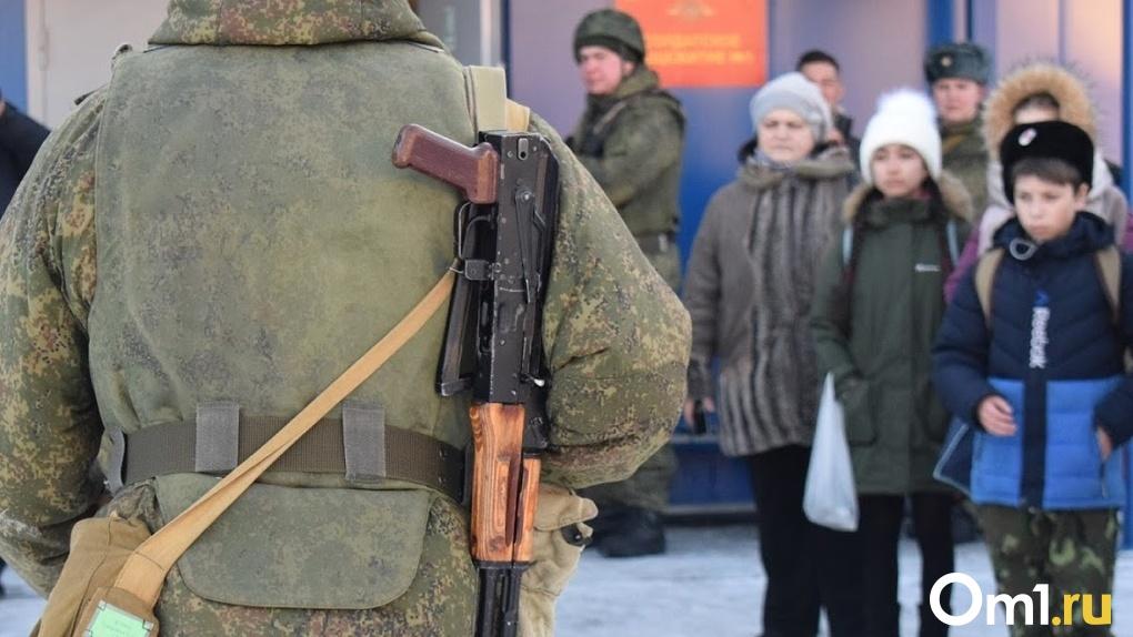 В Омске начались рейды по выявлению нарушителей карантина