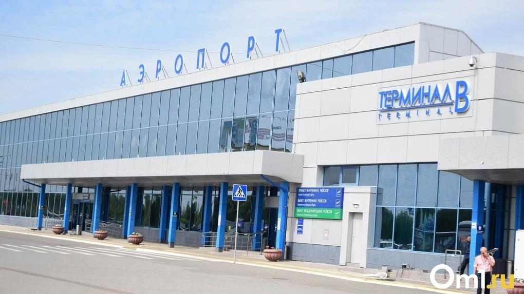 МВД России ставит под сомнение слова Навального о минировании аэропорта в Омске