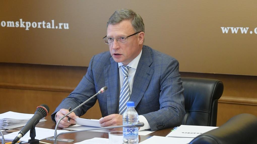 «Не поддавайтесь панике». Александр Бурков срочно обратился к омичам из-за заболеваемости коронавирусом