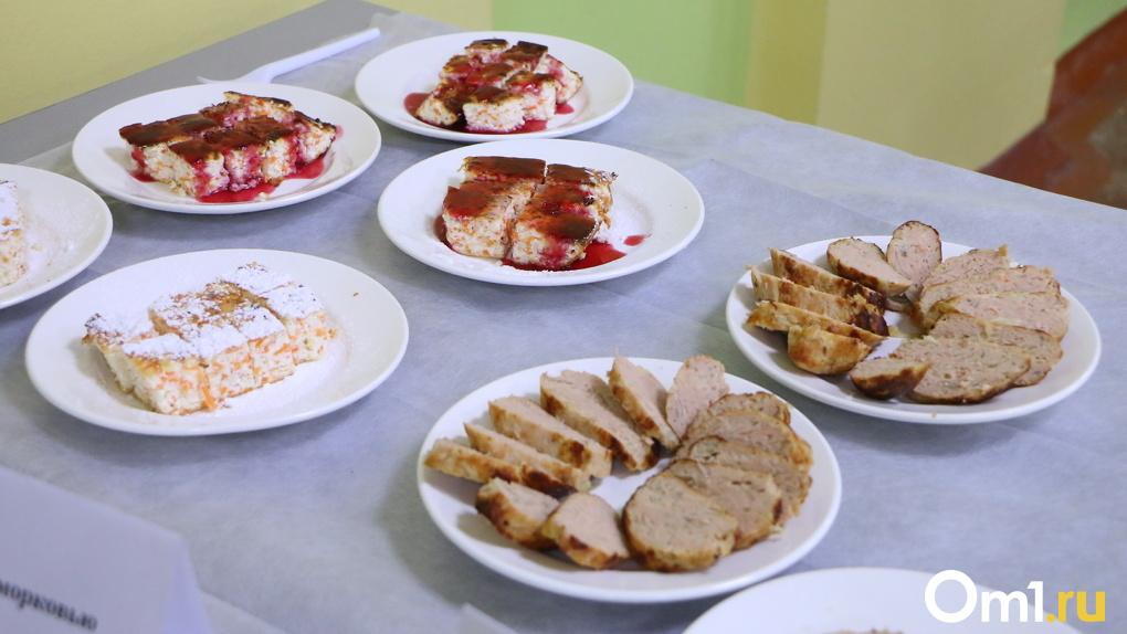 В омских школах введут бесплатное горячее питание с 1 по 4 класс
