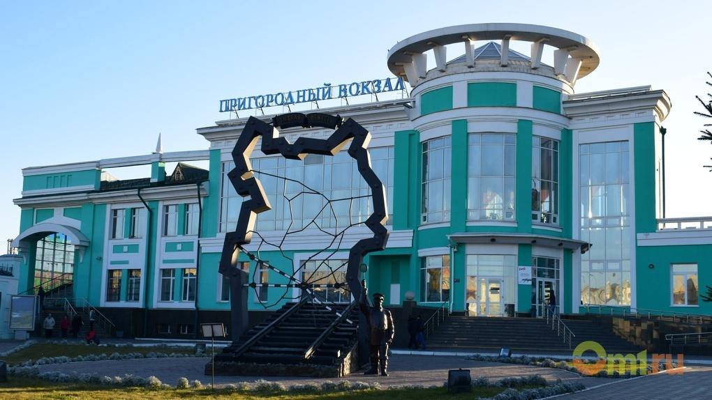 В Омске изменится расписание нескольких пригородных электричек