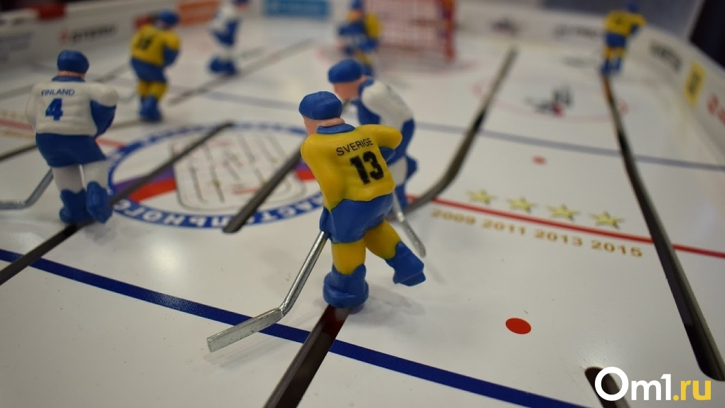 Молодёжный чемпионат мира по хоккею пройдет за счёт Омской и Новосибирской областей
