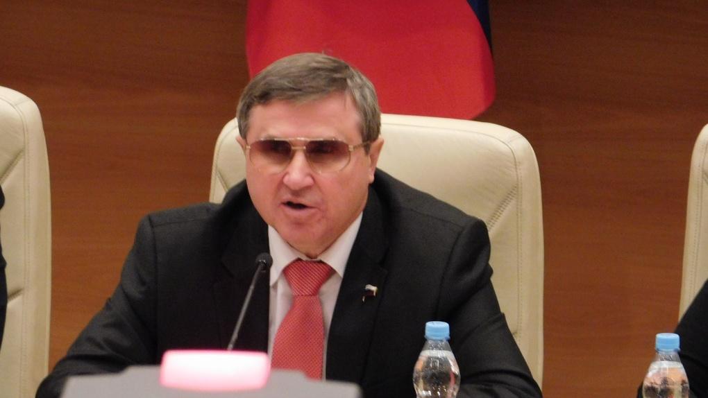 Депутат Госдумы РФ Олег Смолин опроверг слухи о переходе в Совет Федерации