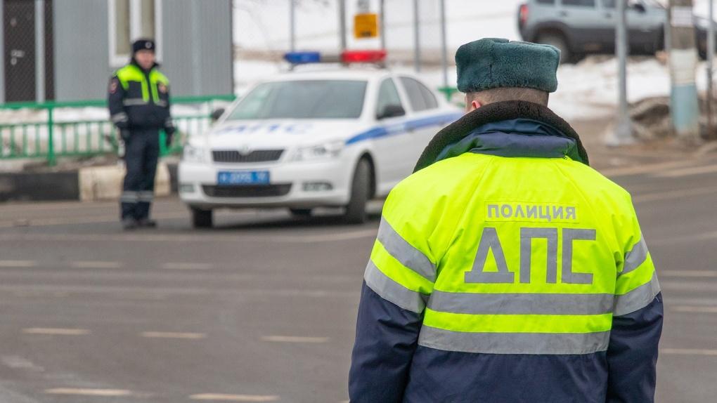 Под Новосибирском нетрезвый водитель угнал иномарку у своего начальника